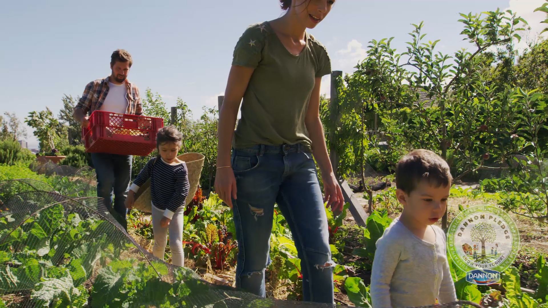 Video: Dannon Pledge Promotes Sustainable Agriculture