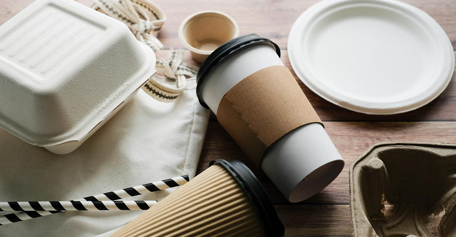 How brands are making sustainable food packaging a reality | Food Beverage  Insider