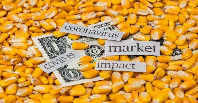 COVID-19 rattles ag stocks