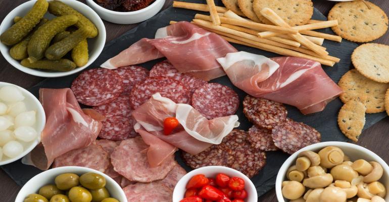 Italian style meats