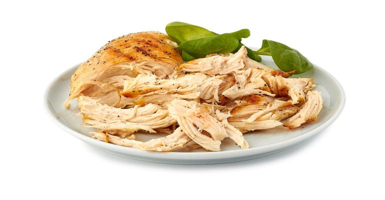 grilled pulled chicken