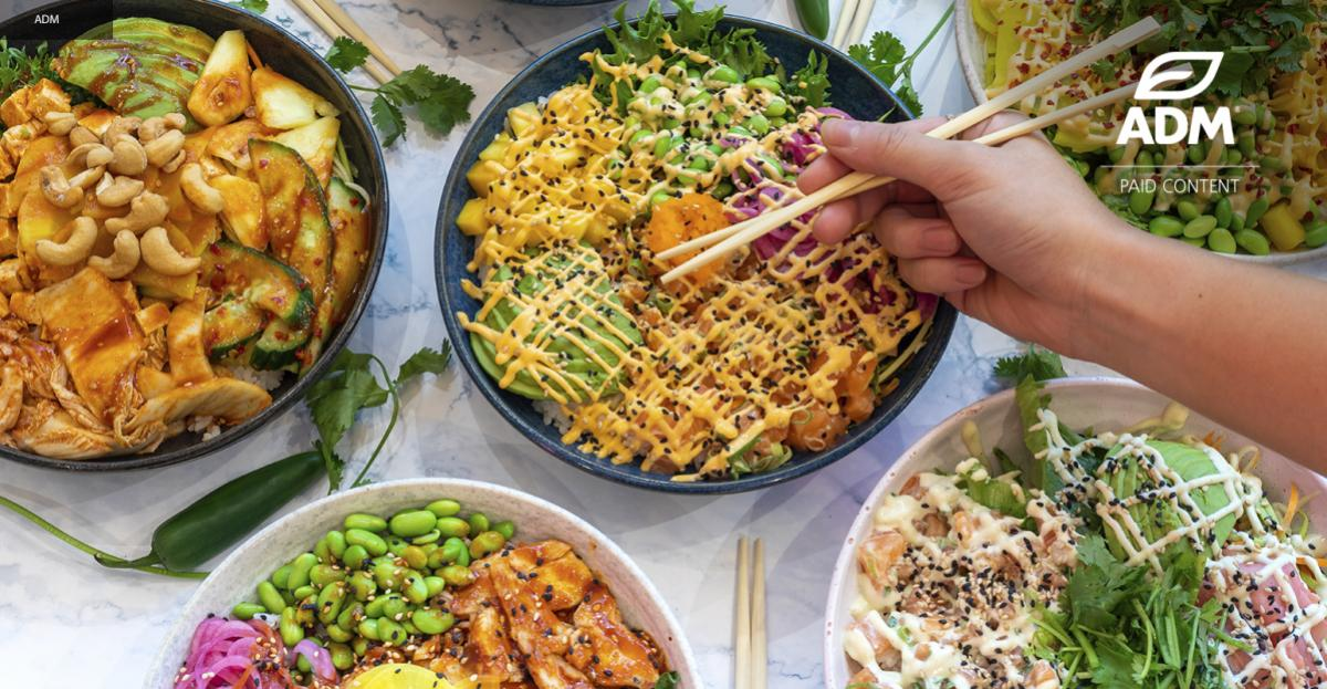 Meal support flavors go global – article