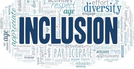 diversity and inclusion cloud