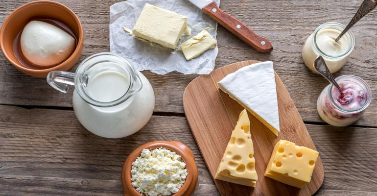 Dairy Prices Drop