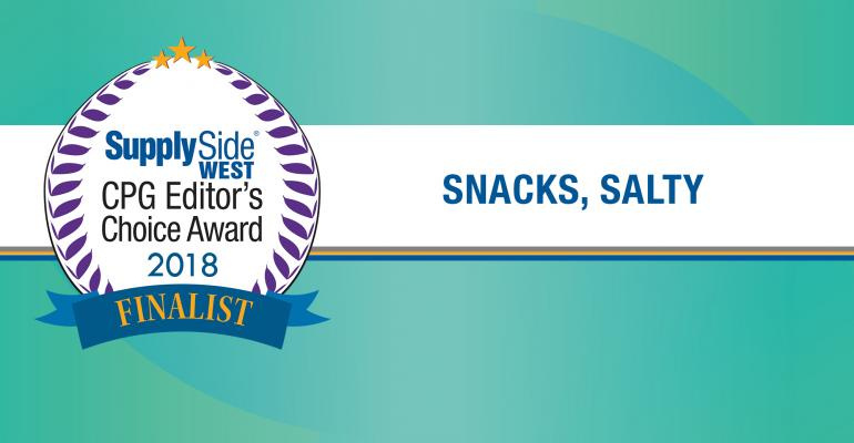 2018 ECA Functional Salty Snacks finalist