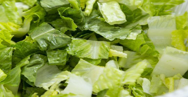 Romaine lettuce recall update