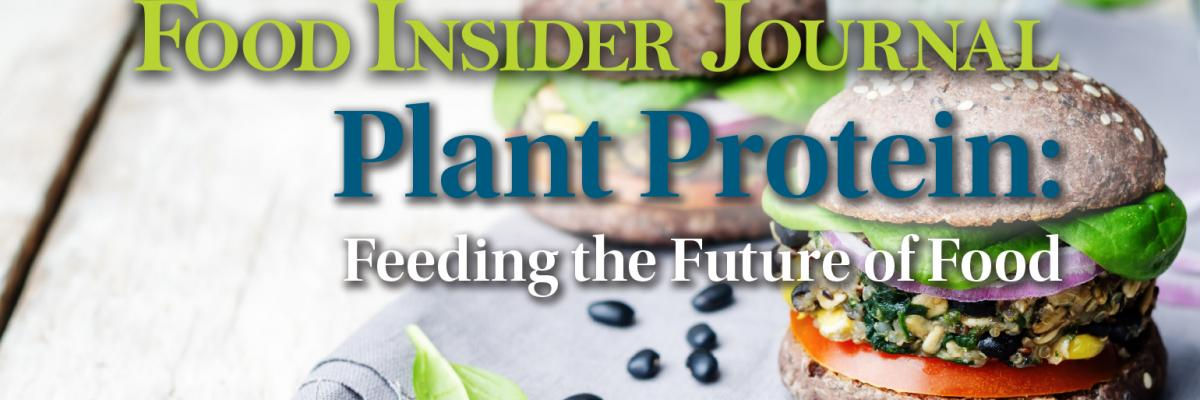 Plant Protein: Feeding the Future of Food