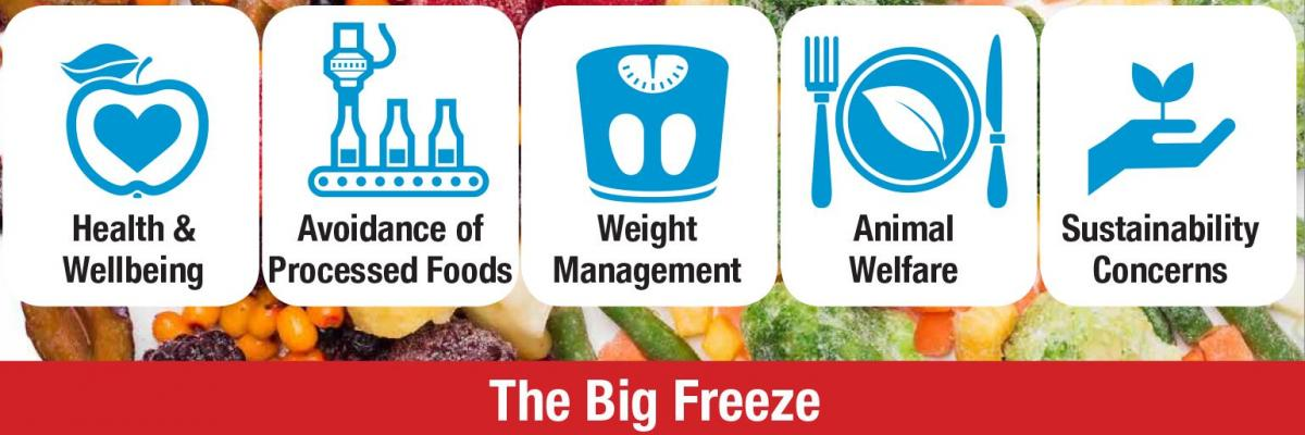 Opportunities in Plant-Based Frozen Foods – Infographic