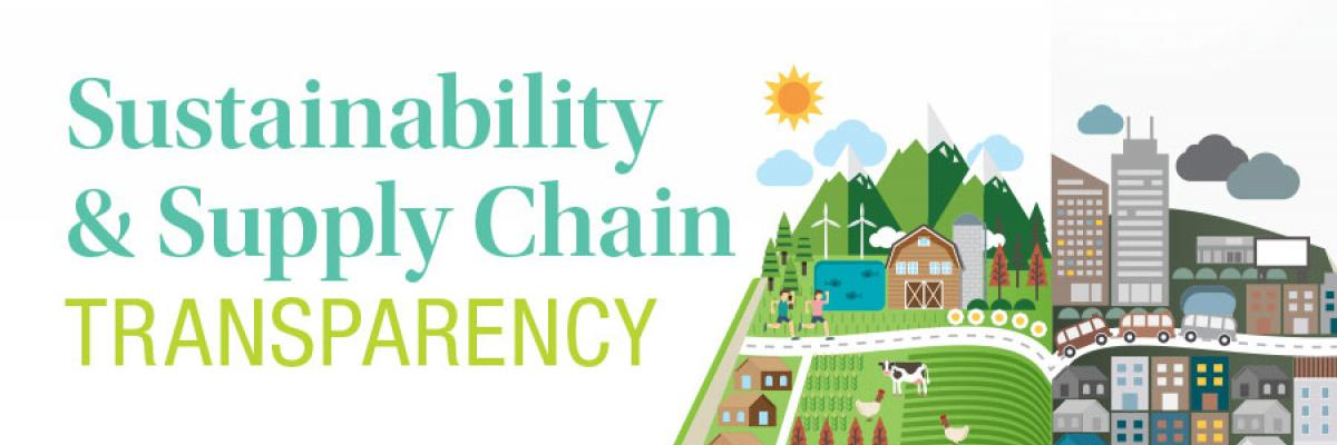 Sustainability & Supply Chain Transparency