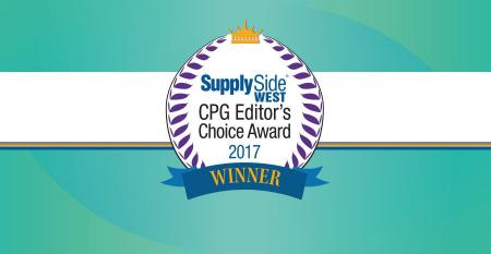 2017 CPG Editor's Choice Award Winners